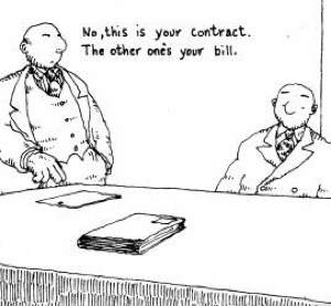 No Win No Fee Barristers Humour