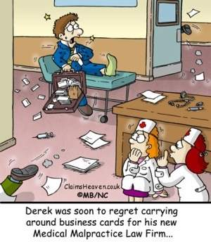 Motorcycle Accident Compensation Humour