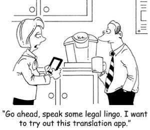 Legal Advice for Employees Humour